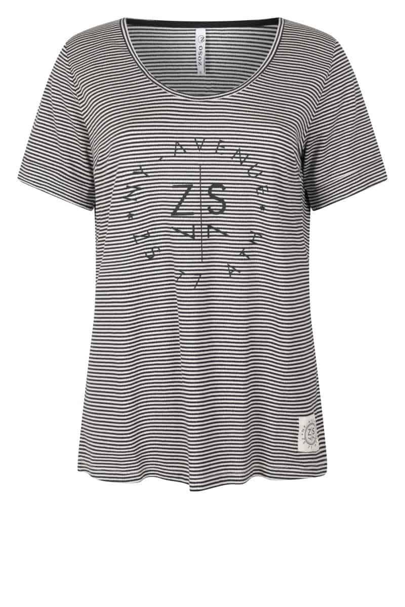 Zoso Striped T-Shirt 213 Fabienne