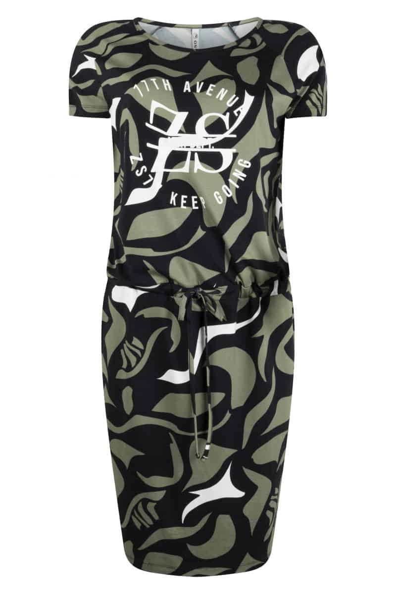 Zoso Allover printed Dress 213 Helma