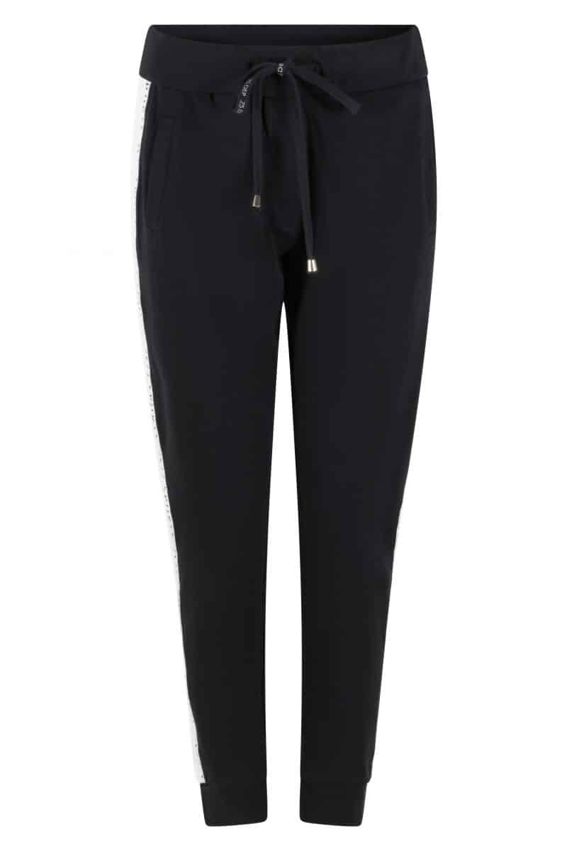 Zoso Sporty Trouser With Details 213 Kelly
