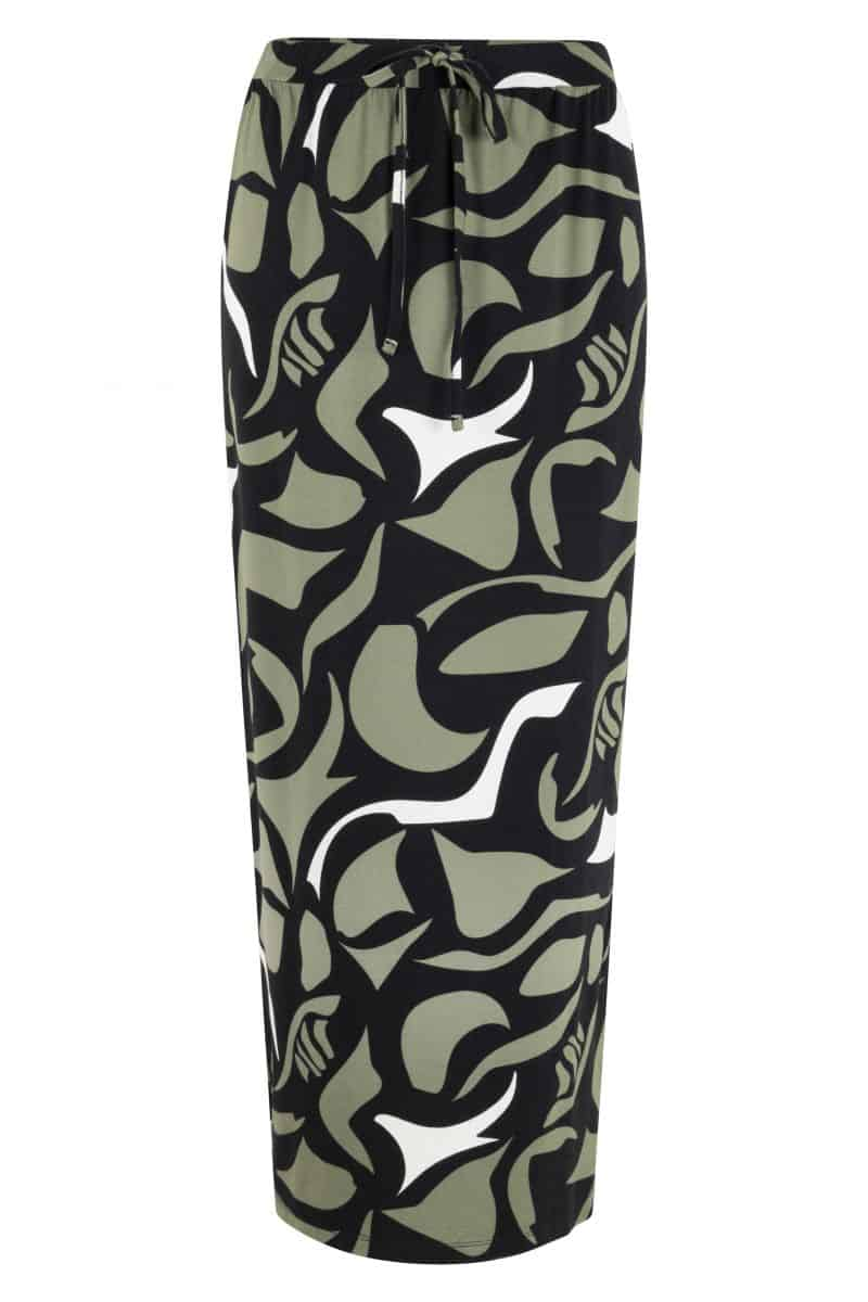 Zoso Sporty Long Skirt 213 Nora