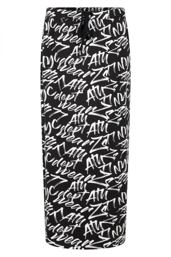 Zoso Graffiti Long Skirt 214 Zaza