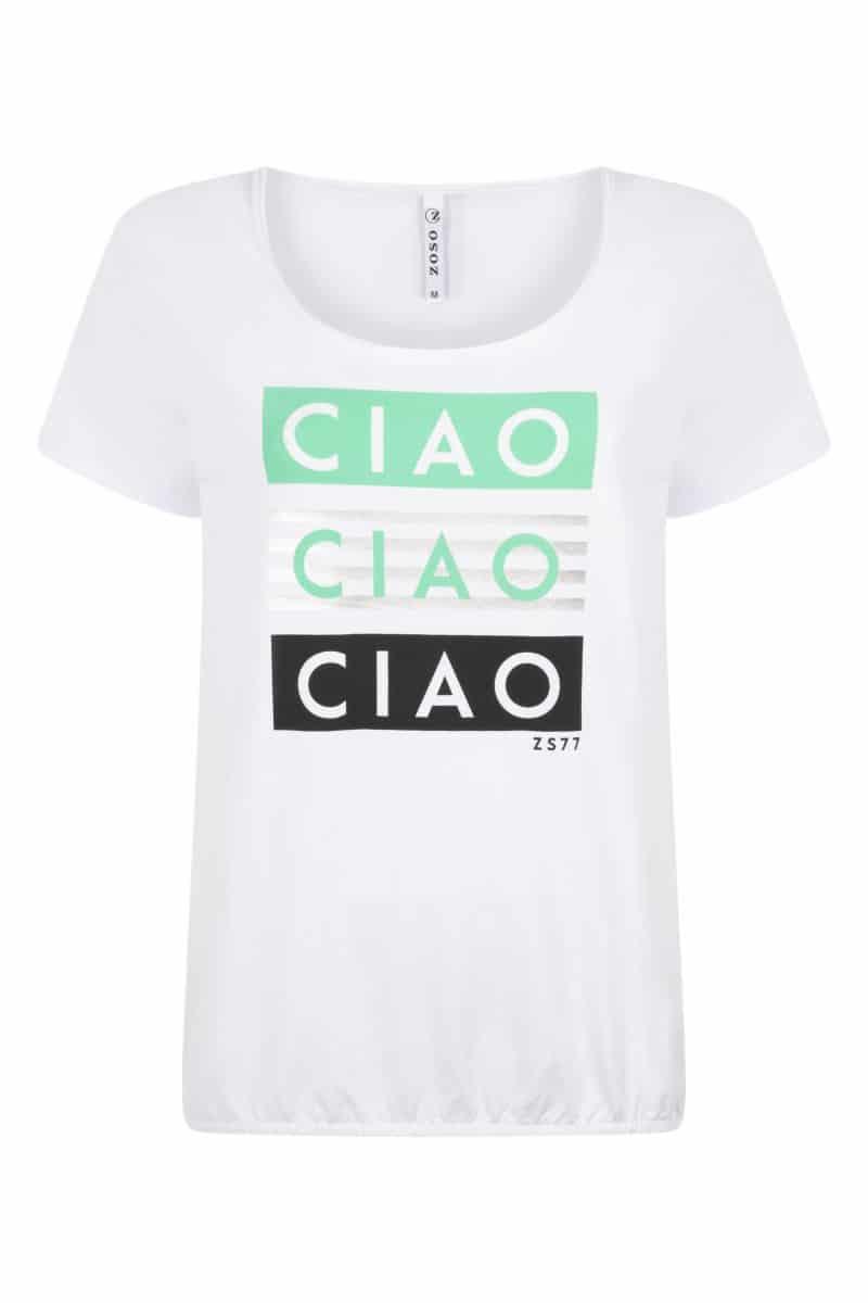 Zoso T-Shirt 214 Ciao