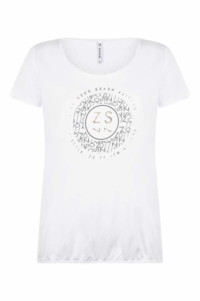Zoso T-Shirt 214 Daisy Black