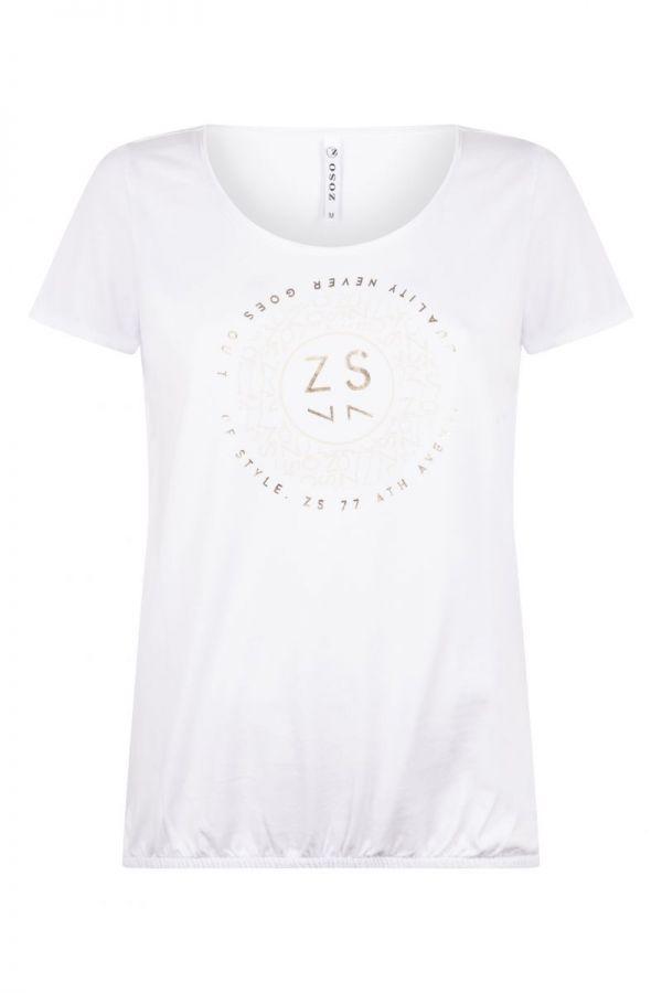 Zoso T-shirt 214 Daisy Sand