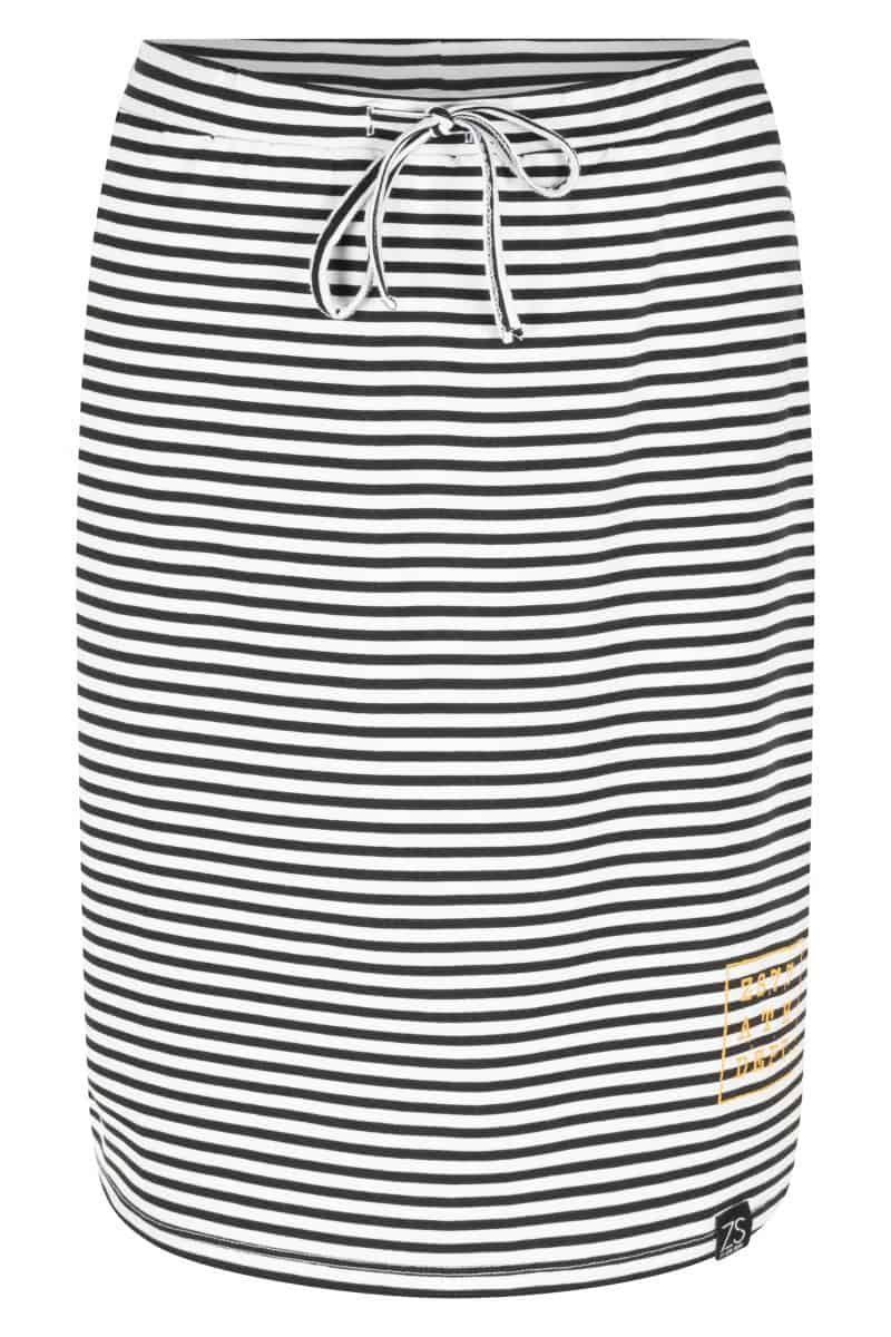 Zoso Striped Skirt 214 Hilda
