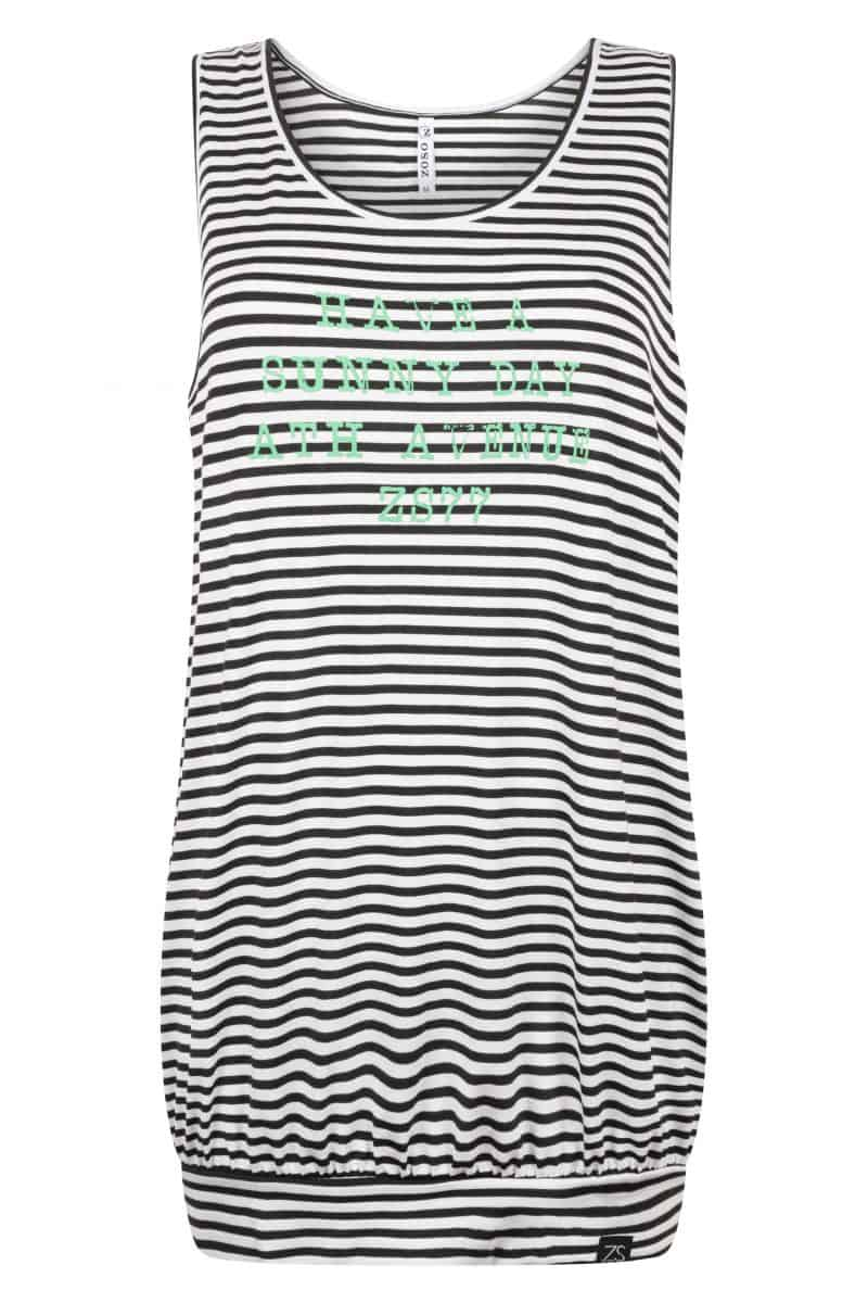 Zoso Striped Top 214 Lilian
