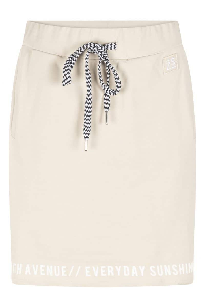 Zoso Sporty Sweat Skirt 214 Mia Sand