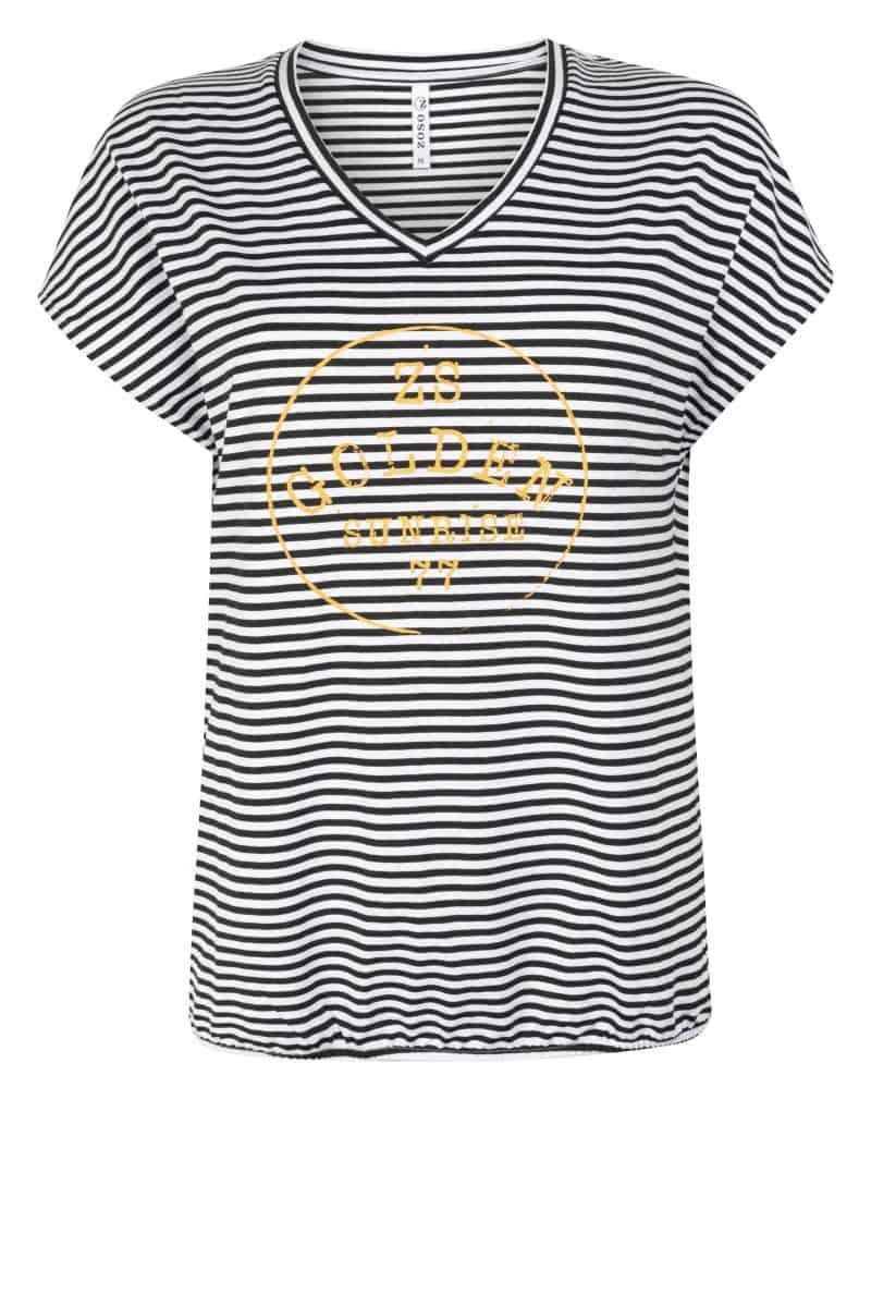 Zoso Striped Shirt 214 River