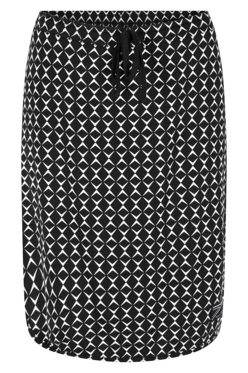 Zoso Summer Skirt 214 Sunny Black
