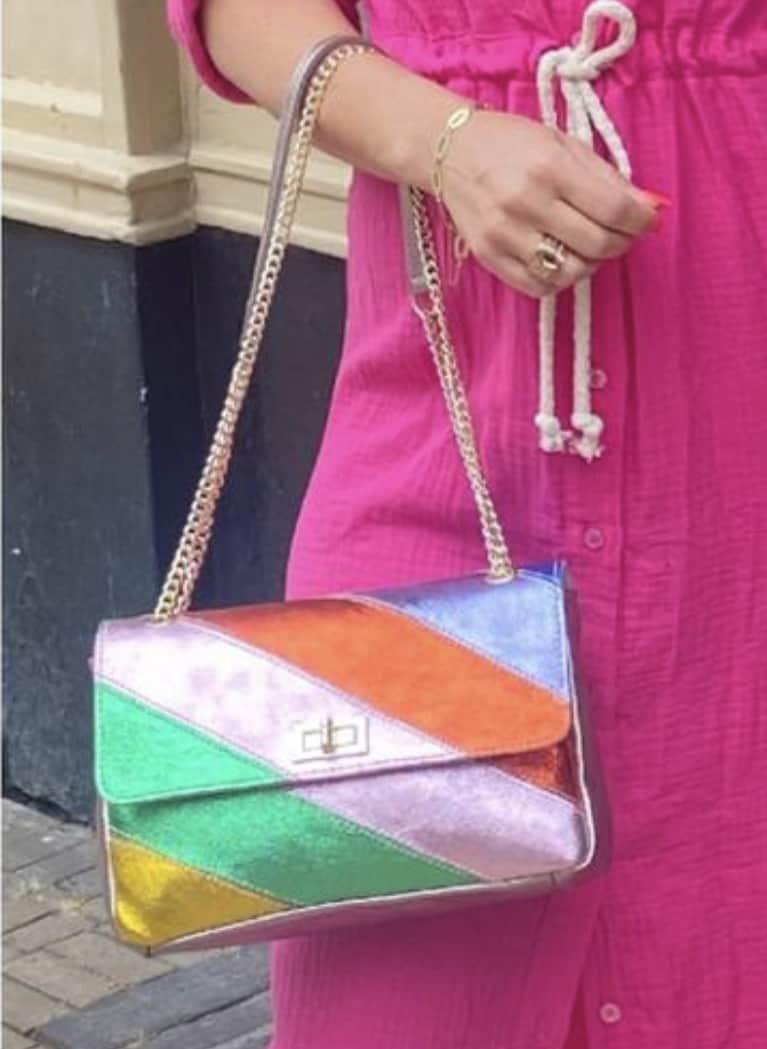 Crossbody Bag Lianne Multicolor