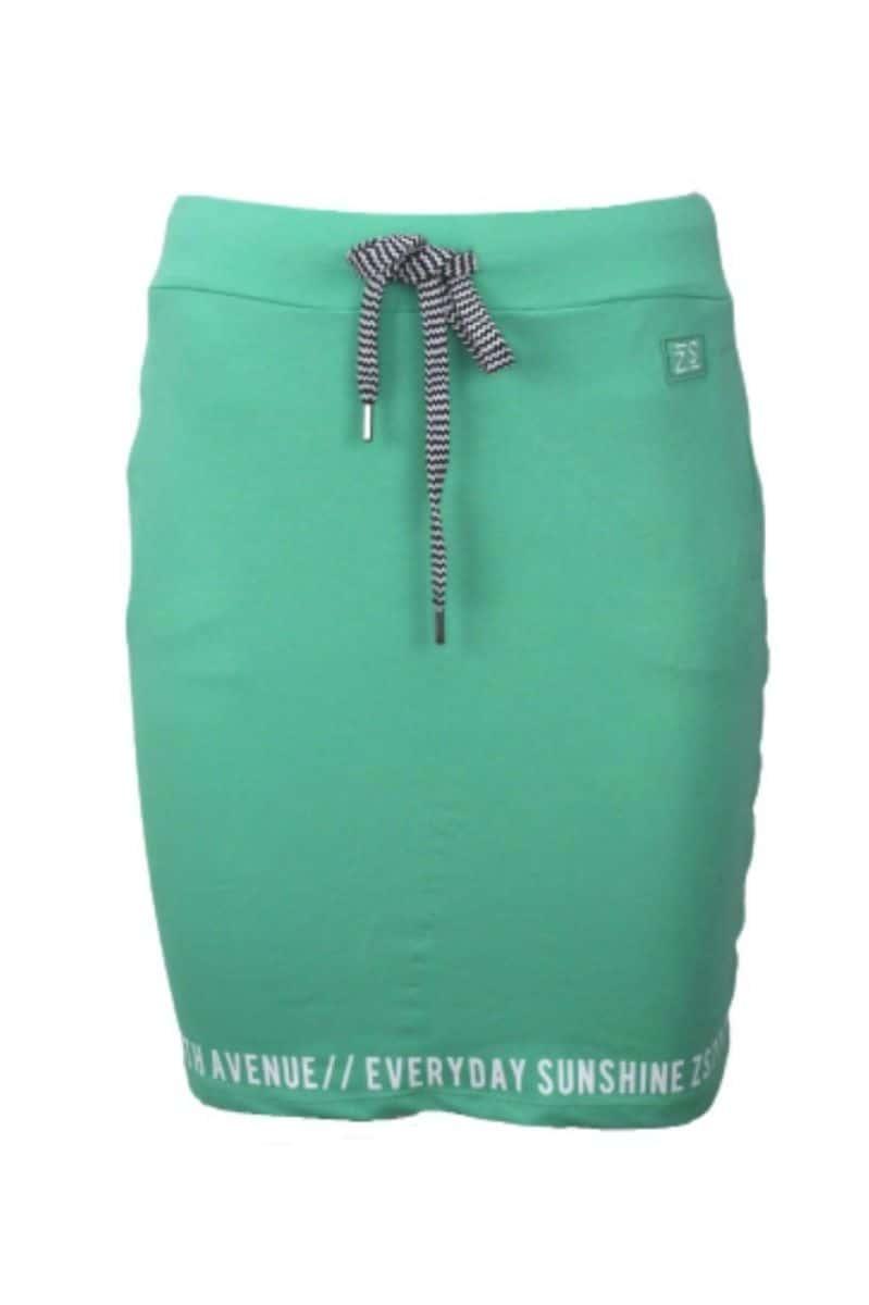 Zoso Sporty Sweat Skirt 214 Mia Green