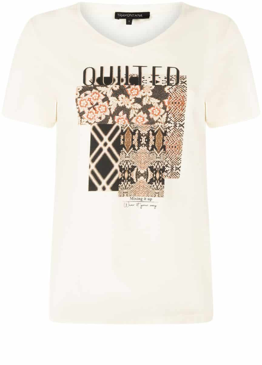 Tramontana T-Shirt Quilty