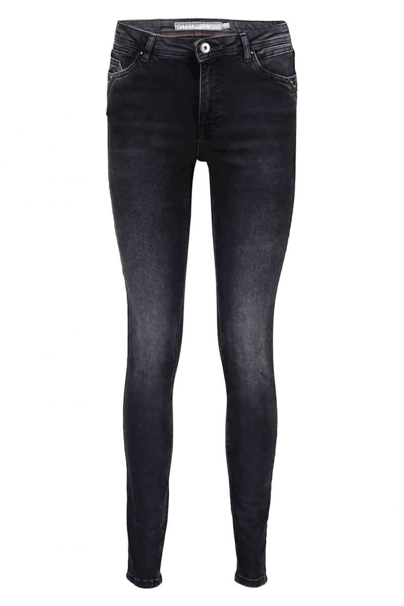 Geisha Jeans With Antique Silver Studs