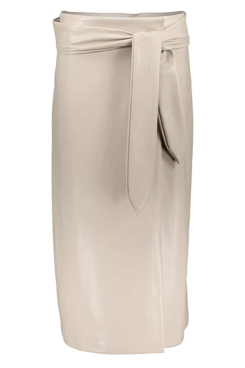 Geisha Skirt Midi PU With Strap Kit