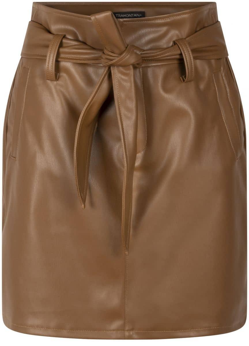Tramontana Skirt Mini PU