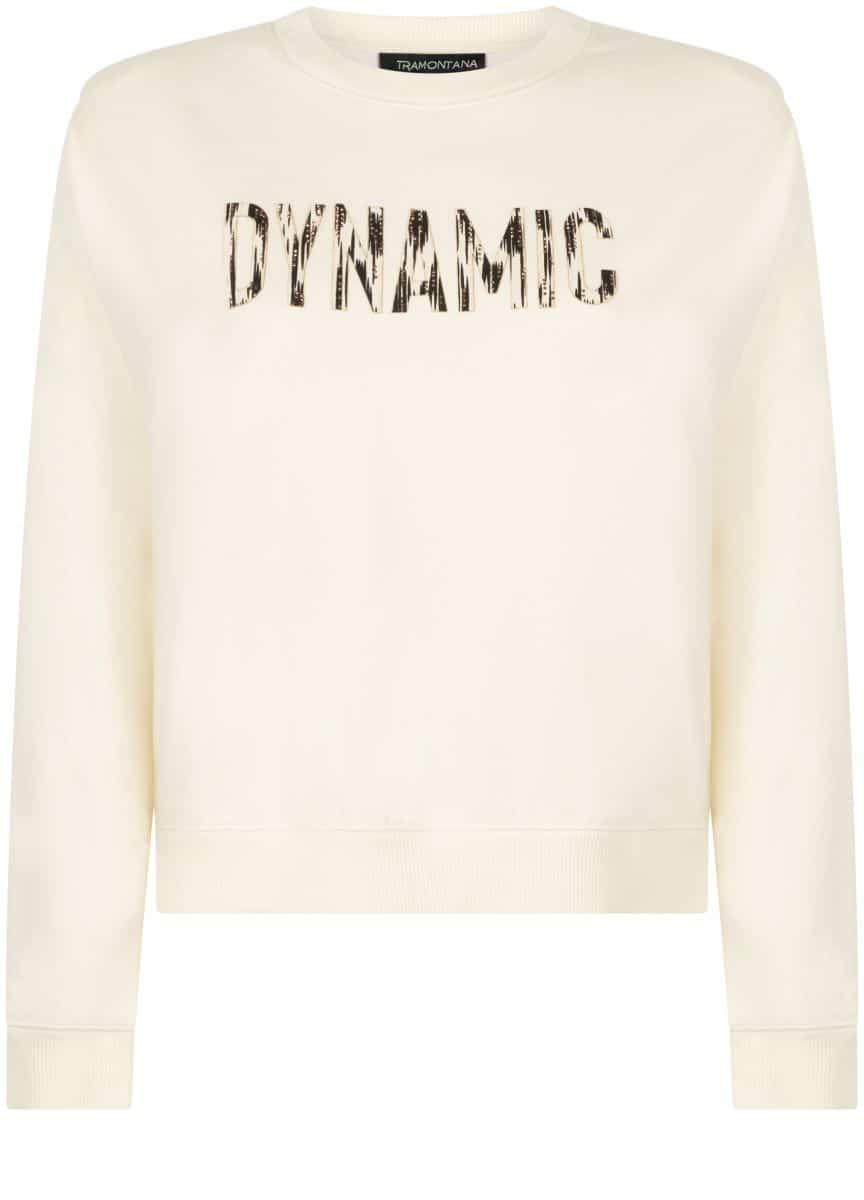 Tramontana Sweater Dynamic Cream