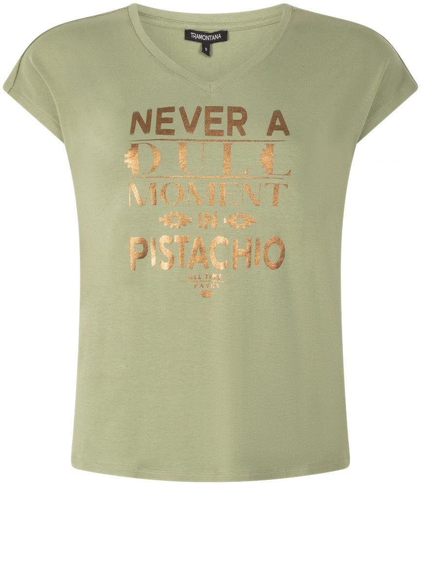 Tramontana T-Shirt Never A Dull Moment