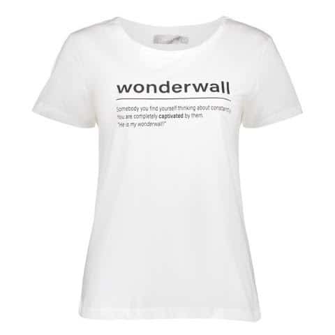 """Geisha T-Shirt """"Wonderwall"""""""