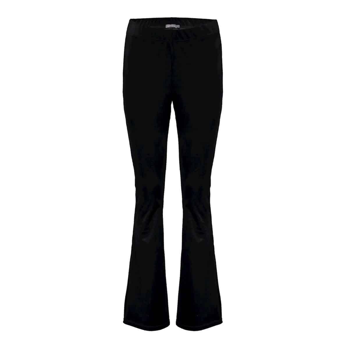 Geisha Flair Legging Fancy Velvet Black
